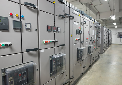 Tableros eléctricos industriales