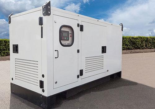 Generadores o plantas eléctricas de emergencia